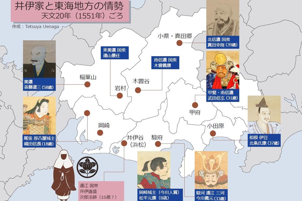 【 真田丸 赤備え対決の63年前 】井伊直虎と真田昌幸には、意外な共通点があった?!