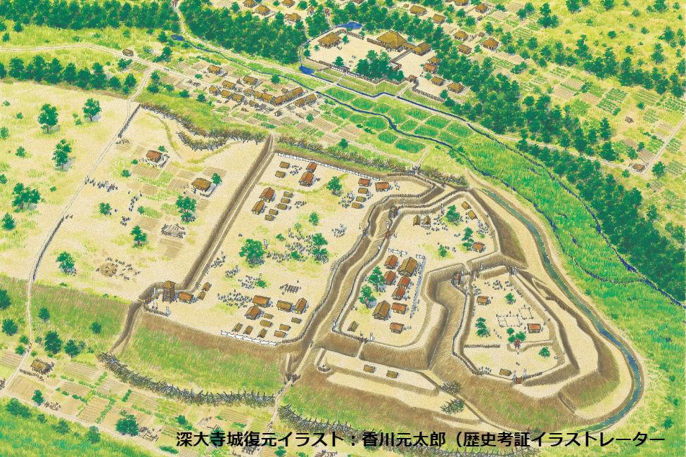 【 土が城に見えてくる!】 戦国時代の城を体感する新感覚アプリ「ぽちっと東国の城」