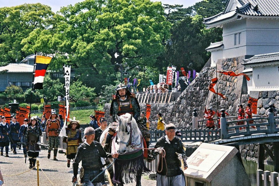 【 今年の氏政役は「真田丸」のあの人 】GWは武将祭りへ行こう!小田原北條五代祭りが5月3日開催