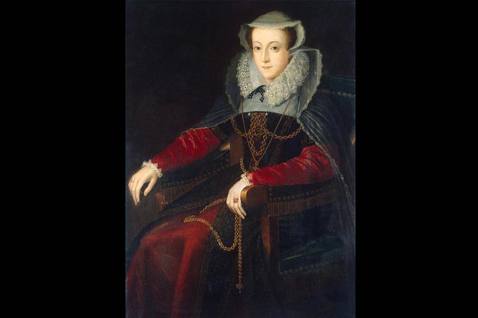 【悲劇の女王?それとも悪女?】スコットランド女王メアリー・ステュアート