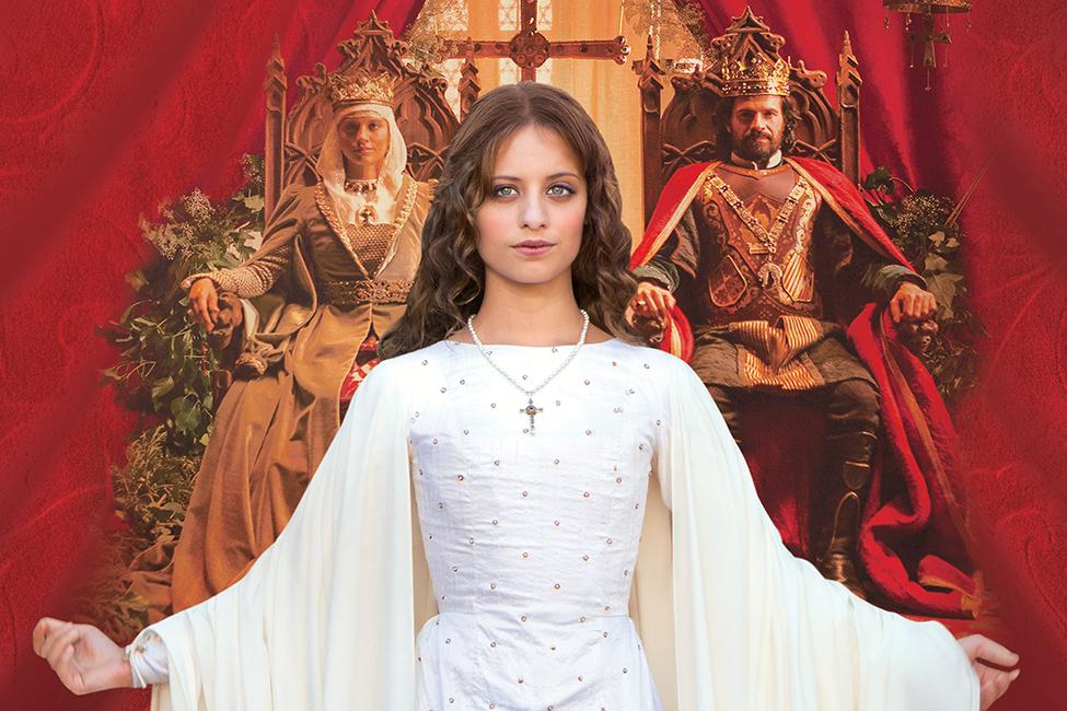 【スペイン統一を成し遂げた女王】「イサベル~波乱のスペイン女王~」2017年10月より日本初放送!