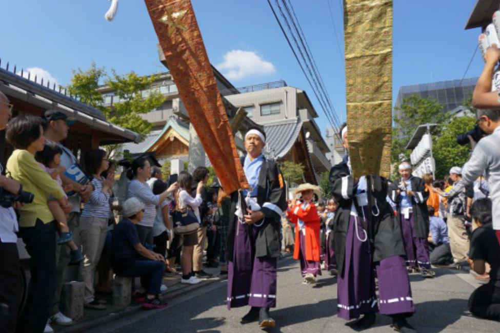 【 2017年も開催 】安倍晴明公を祀る京都・晴明神社で「晴明祭」が開催