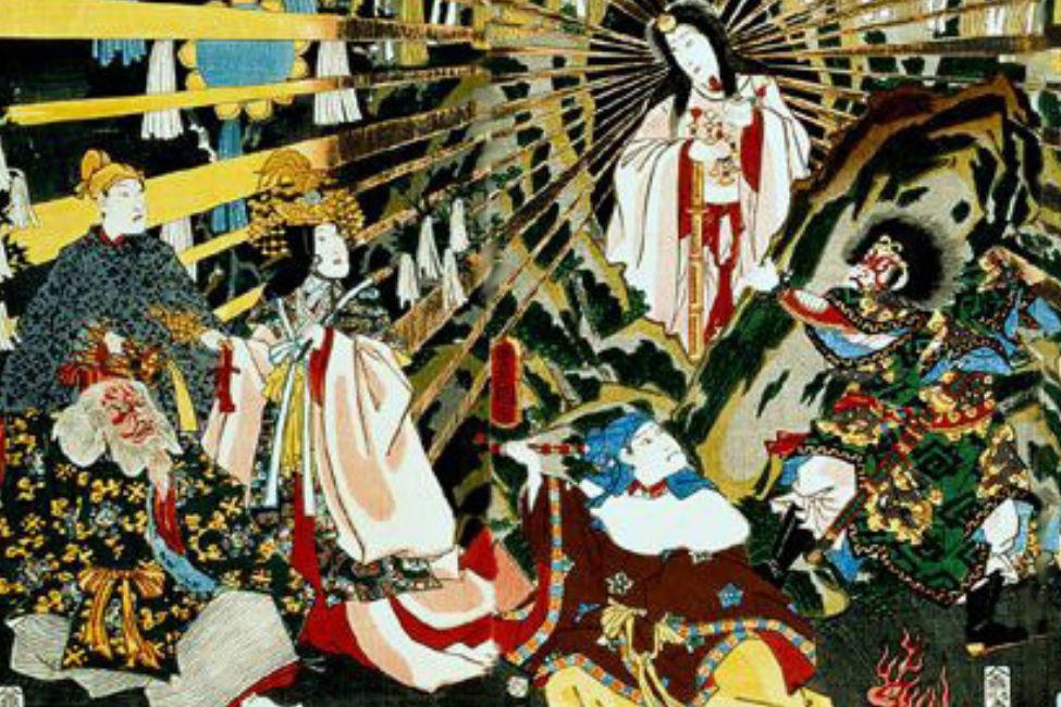 【 日本初の夜這いは誰?】『古事記』でみる日本人の性生活