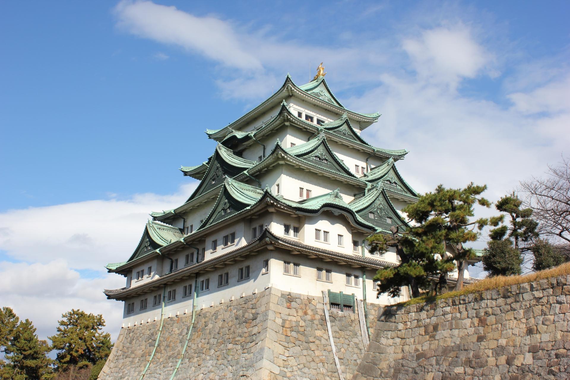建て どれ の られる 義直 た は 知 として の 名古屋 うち が に もの か 城内 次 徳川