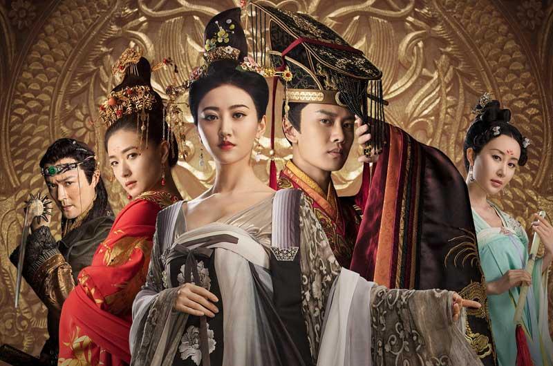 歴史 ドラマ 中国
