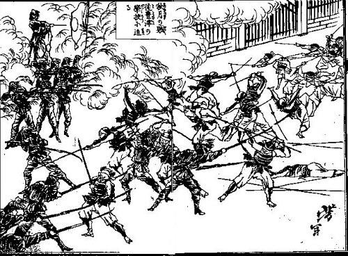 反乱 士族 士族反乱について西南戦争などの士族の反乱は、なぜ九州だけでしか行われなか