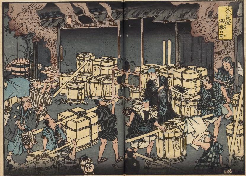 江戸時代 死者 コレラ 開国が招き入れた悪魔「コレラ菌」…埋葬方法が感染拡大の原因だった?!